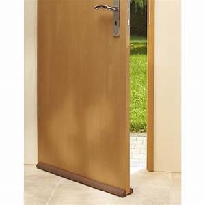 Boudin De Porte Ikea : boudin de porte mottez marron longueur 93 cm de bas de ~ Dailycaller-alerts.com Idées de Décoration