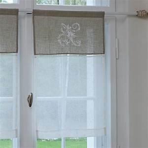 Gardine Für Küche : 39 scheibengardine vivienne 39 gesehen auf ~ Watch28wear.com Haus und Dekorationen