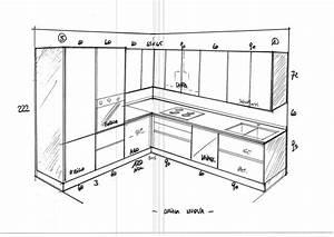 Forum Arredamento it •Aiuto progetto cucina angolare 3x2,5 mt