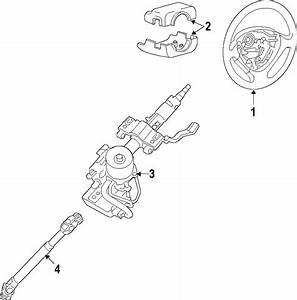 2015 Hyundai Coupling  Lower Shaft  Steering Shaft