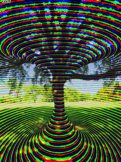 Tree Energy Optical Jezebel Illusion Gifs Halftone