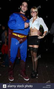 SUPERMAN & LOIS LANE COSTUMES 2011 WEST HOLLYWOOD COSTUME ...