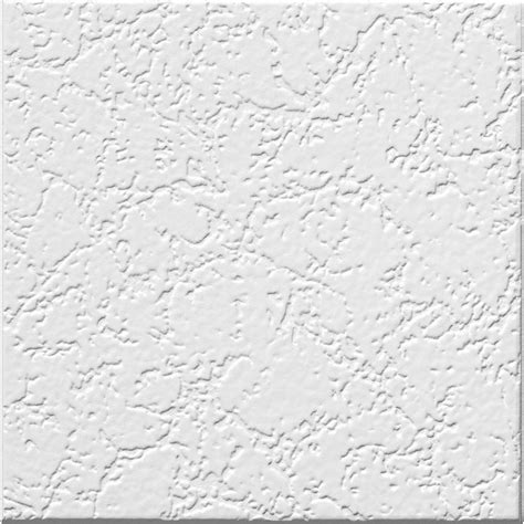 home depot armstrong ceiling tiles 12x12 shop armstrong grenoble homestyle 40 pack white textured