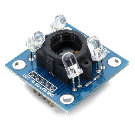 color sensor gy 31 tcs3200 color sensor recognition module for arduino