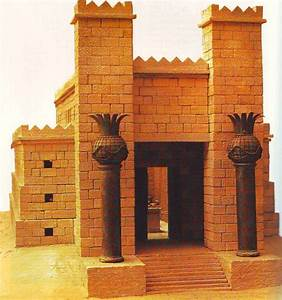 The Skeptical Probe  The Magnificent Temple Of Solomon