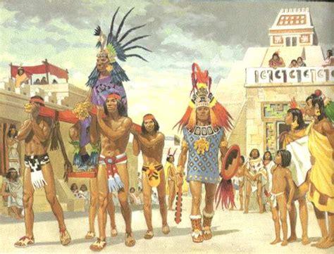 of a disciple aztec and civilization