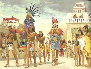 Life of a Disciple : Aztec and Maya Civilization