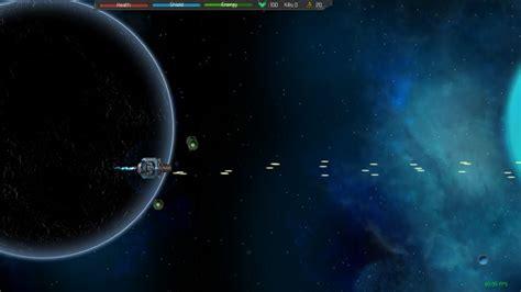 unity  space shooter gameplay gamedev video update