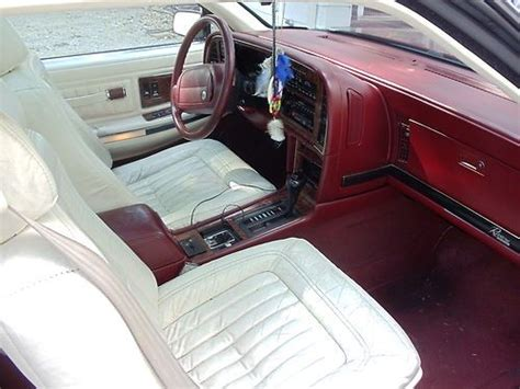 automotive air conditioning repair 1986 buick riviera seat position control purchase used 1992 buick riviera luxury coupe 2 door 3 8l in mishawaka indiana united states