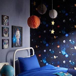 Space wall decor bedroom ideas ward log homes