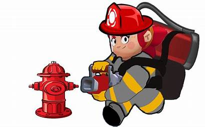 Firefighter Transparent Pam Fire Background Fighter Rescue