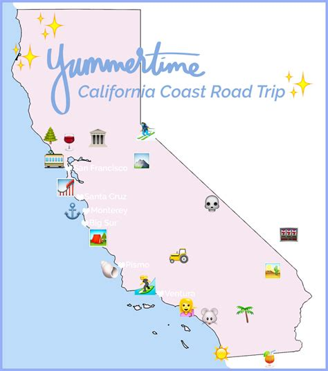 We Went On A California Road Trip Sort Of