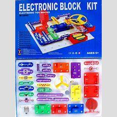 Electronic Educational Block Kit  W5889  Samewin (china
