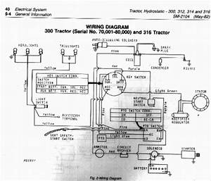 In Need Of A 312 Wiring Diagram