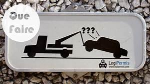 Voiture Hs Que Faire : voiture enlev e par la fourri re que faire legipermis ~ Gottalentnigeria.com Avis de Voitures