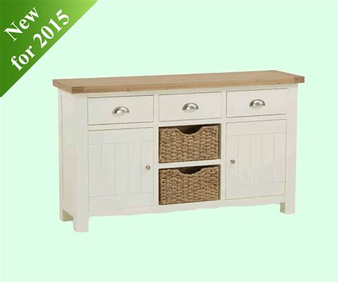 Sideboards With Baskets by Intotal Sudbury Large Sideboard With Baskets Sideboards