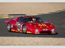 1981 Ferrari 512 BB LM Chassis 35525 Ultimatecarpagecom