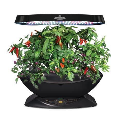 Miraclegro Aerogarden 7pod Led Indoor Garden With