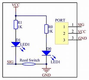 2wire Reed Switch Diagram : lesson 11 reed switch ~ A.2002-acura-tl-radio.info Haus und Dekorationen