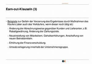 Value At Risk Berechnen Beispiel : kaufpreis earn out bewertung ~ Themetempest.com Abrechnung