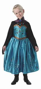 robes reine des neiges With robe du couronnement anna