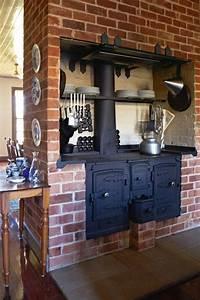 Kitchen Wood Stoves Home Design