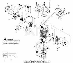 Poulan Sm4218avx Gas Saw Parts Diagram For Engine Assembly