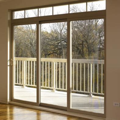 style line series vinyl patio doors milgard windows