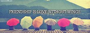 Cute Friendship cover photo for facebook profile page ...