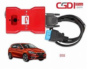 Cgdi Bmw Read Dme Isn Via Professional Obd Cable Without Dismantling