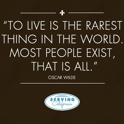 Living Or Existing Quotes