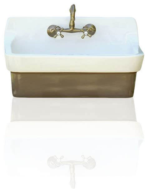 american standard farmhouse sink american standard brands vintage style high back farm sink
