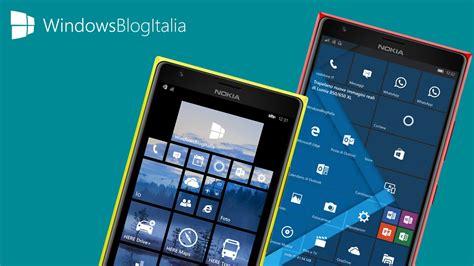 windows phone windows mobile 10 consigli in vista dell aggiornamento a windows 10 mobile