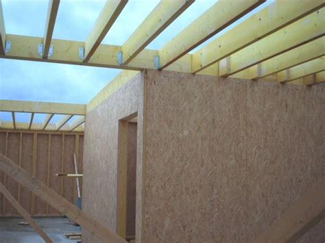 construction plancher bois etage plancher d 233 tage construction d une maison en bois