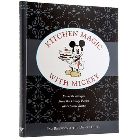 Magic With Mickey Book by Your Wdw Store Disney Book Kitchen Magic With Mickey