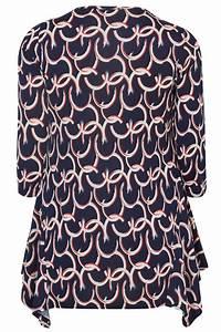 I Watch Kaufen : paprika dunkelblau rot muster jersey tunika oberteil in gro en gr en 44 bis 64 ~ Eleganceandgraceweddings.com Haus und Dekorationen