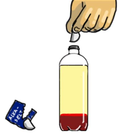 How Make A Lava Lamp by Blobs In A Bottle Make A Lava Lamp At Home Science Bob