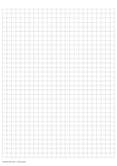 blank graph paper pdf