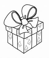 Present Coloring Gift Boxes Outline Presents Drawing Clip Gifts Clipart Printable Sheets Wallpapers9 Getcoloringpages Tree Getdrawings sketch template