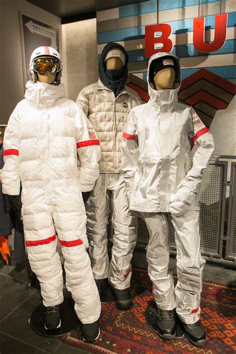 U.S. Olympic Snowboard Team Uniforms Unveiled for PyeongChang Games 2018 | TransWorld SNOWboarding