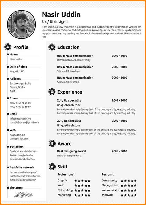 word resume template 2018 user manual template word 2018 resume template word 2018 cv format 2018 exle