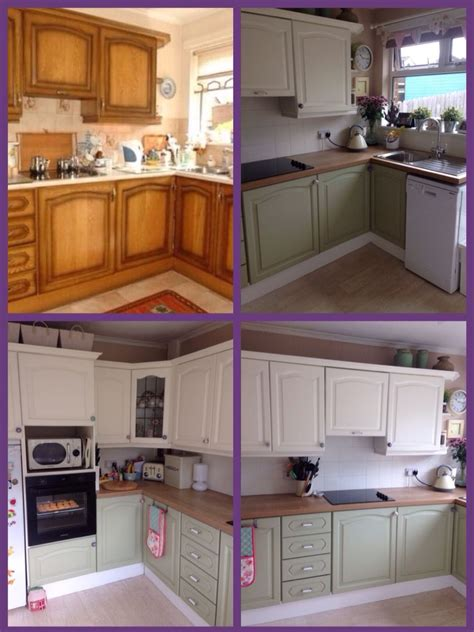 Painting Kitchen Cupboards Ideas by My Kitchen Make I Used Ronseal Kitchen Cupboard