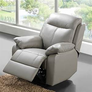 fauteuil relax electrique cuir vyctoire univers des With fauteuil relaxation