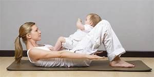 Быстро похудел после родов
