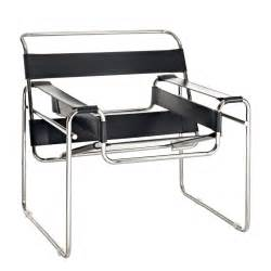 Marcel Breuer Chaise B3 by Breuer Lounge Chair Wassily Style Design Lounge Chair