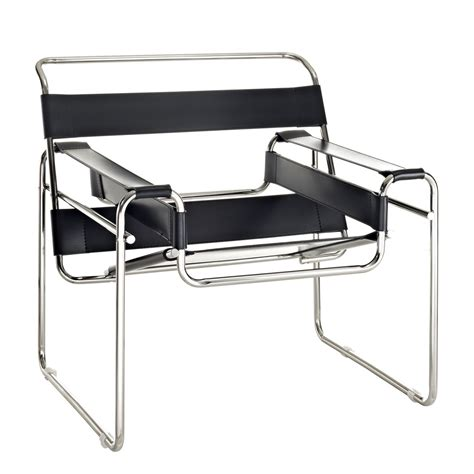 chaise wassily breuer lounge chair wassily design lounge