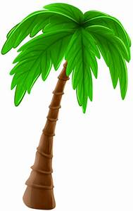 Palm Tree Cartoon PNG Clip Art Image | Gallery ...