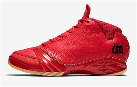 The Air Jordan 23 Chicago Just Re Released •