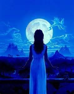 Goodnight Blue Moon