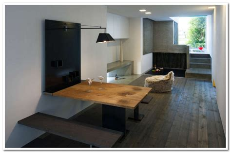 inspirasi desain rumah sempit minimalis modern ala jepang